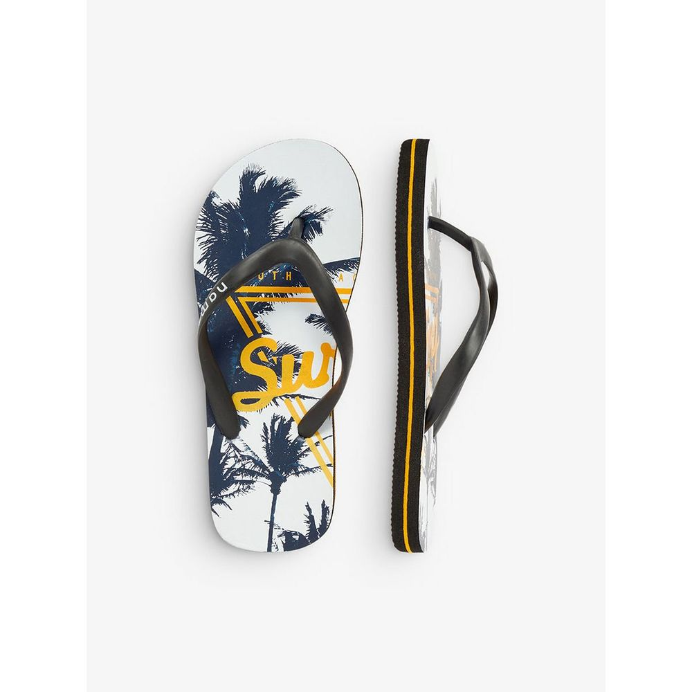 Сланцы Name it Surfing (черные), арт. 13163154.BLAC, цвет Черный