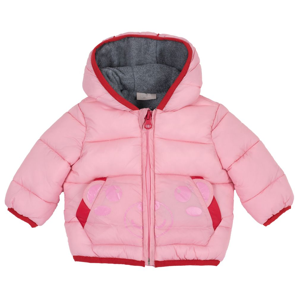 Термокуртка Chicco Amour (розовая), арт. 090.87437.015, цвет Розовый
