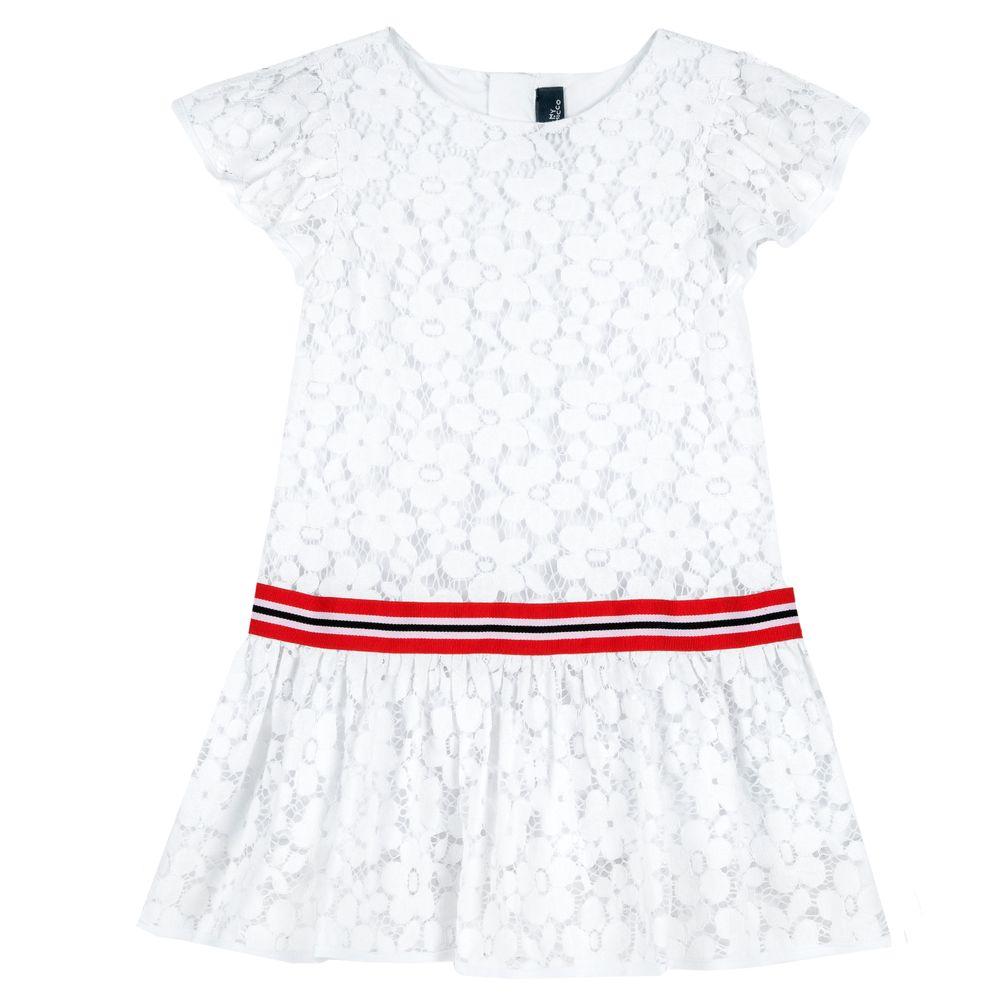 Платье Chicco Diane, арт. 090.03685.033, цвет Белый