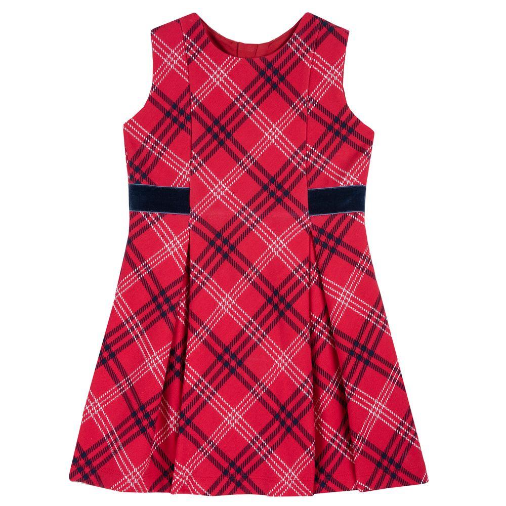 Платье Chicco Dana, арт. 090.03780.076, цвет Красный