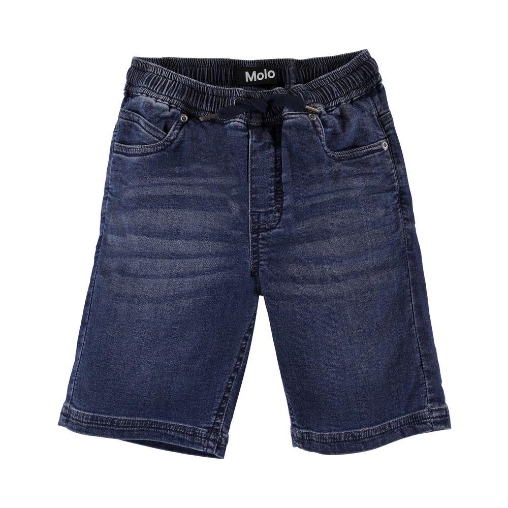 Шорты джинсовые Molo Ali Charcoal Blue, арт. 1S20H109.1116, цвет Синий