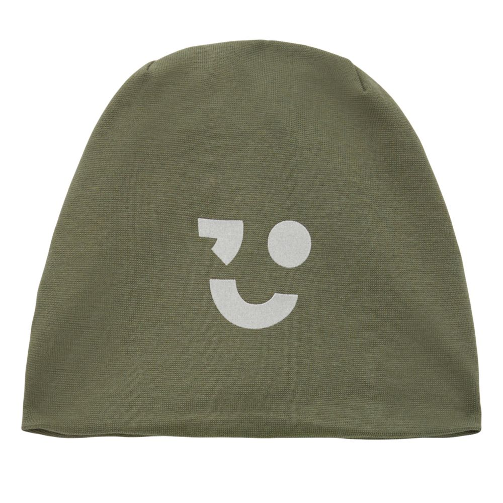 Шапка Name it Smile baby olive, арт. 203.13179602.THYM, цвет Оливковый