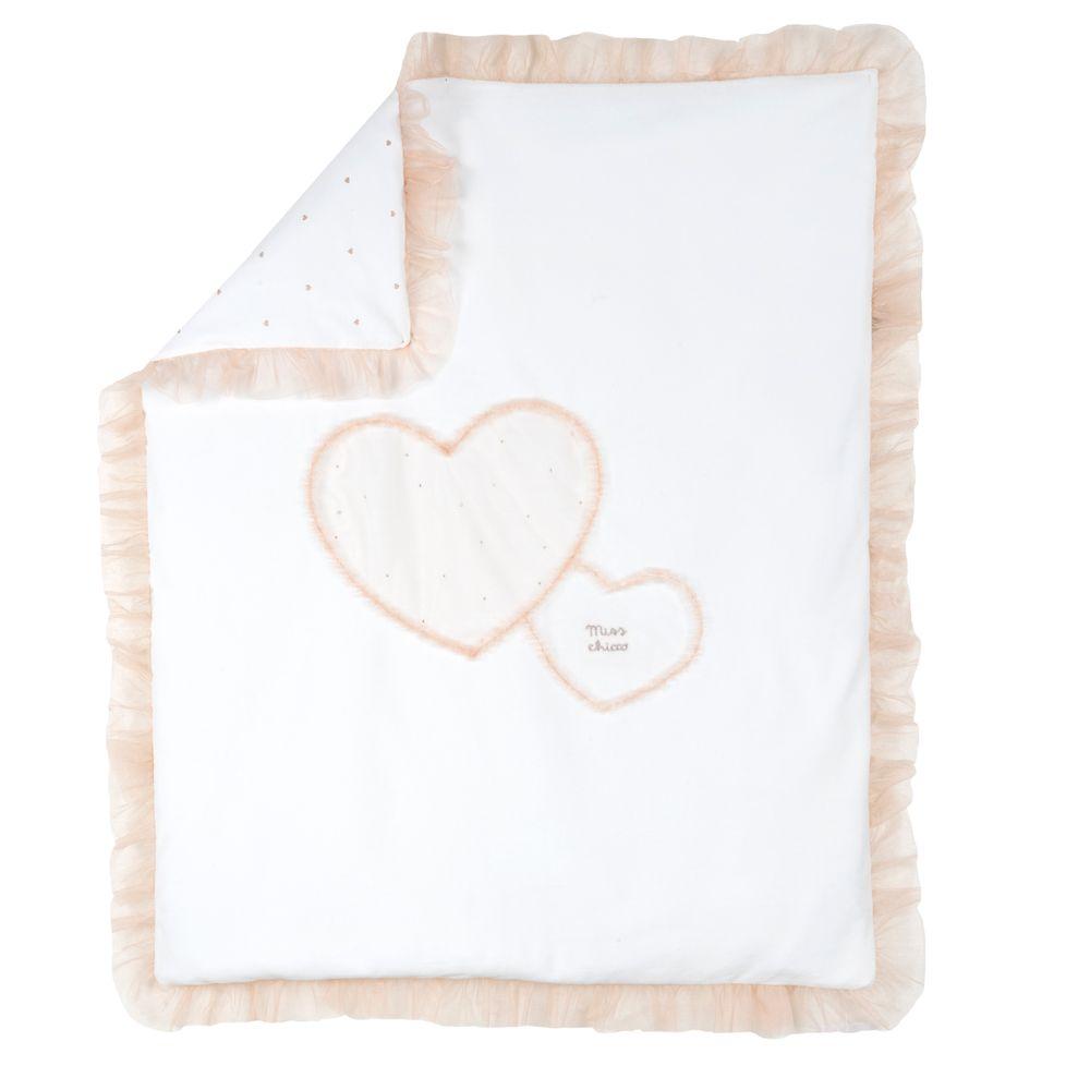 Одеяло Chicco Happy fairy, арт. 090.05110.030, цвет Белый