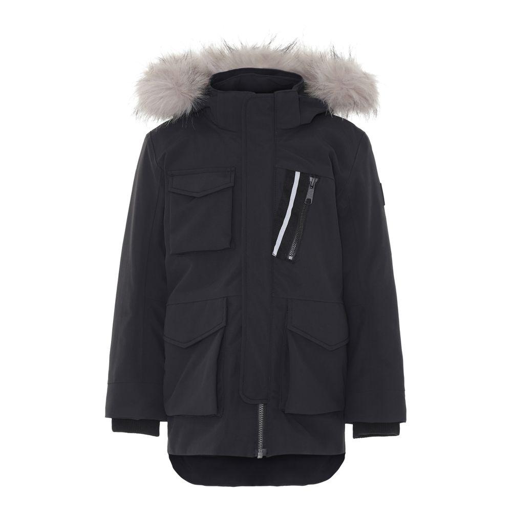 Термокуртка Molo Parker Black, арт. 5W19M308.2673, цвет Черный