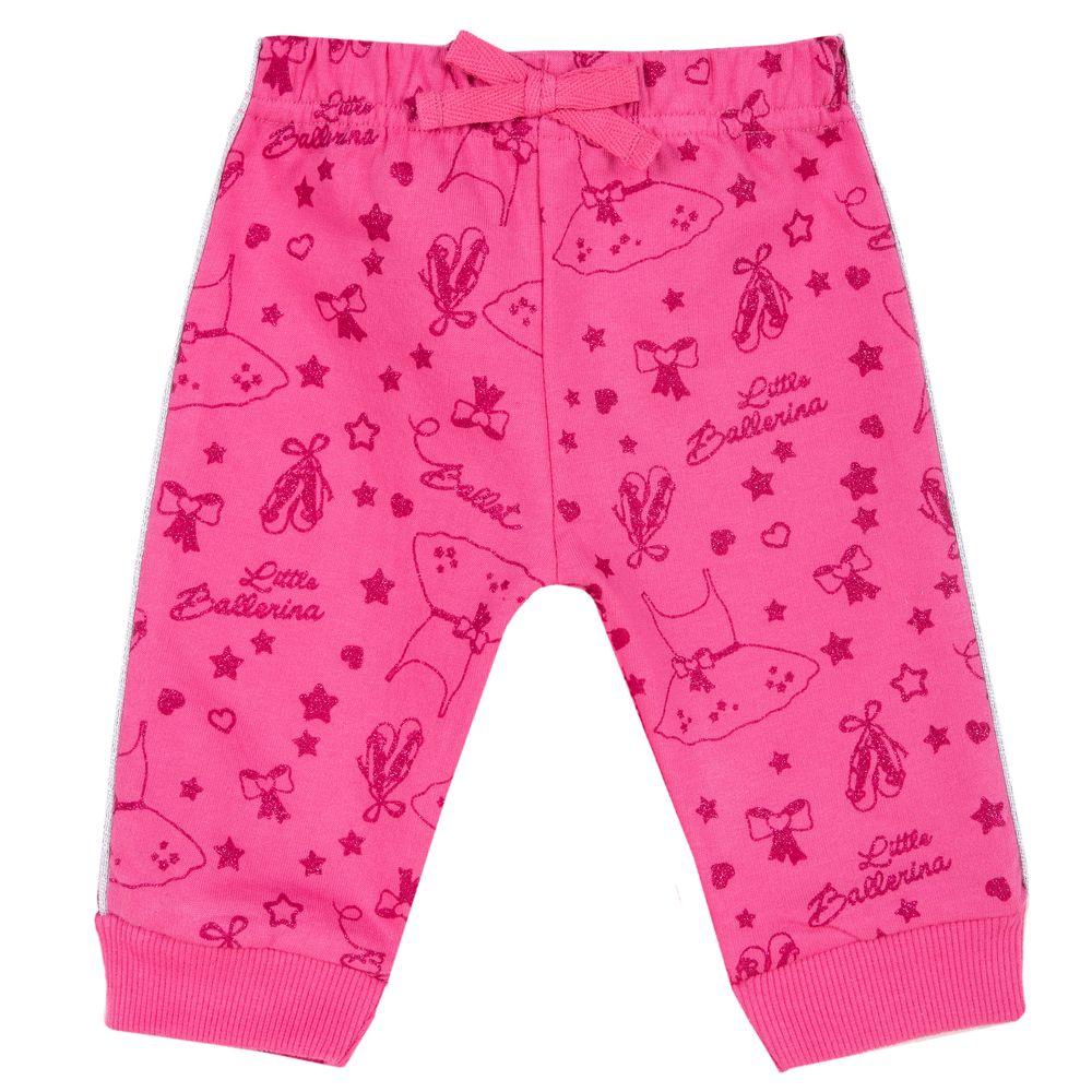 Брюки Chicco Little ballerina, арт. 090.24080.016, цвет Розовый