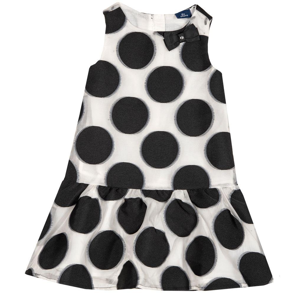 Платье Chicco Valery, арт. 090.03721.063, цвет Черный