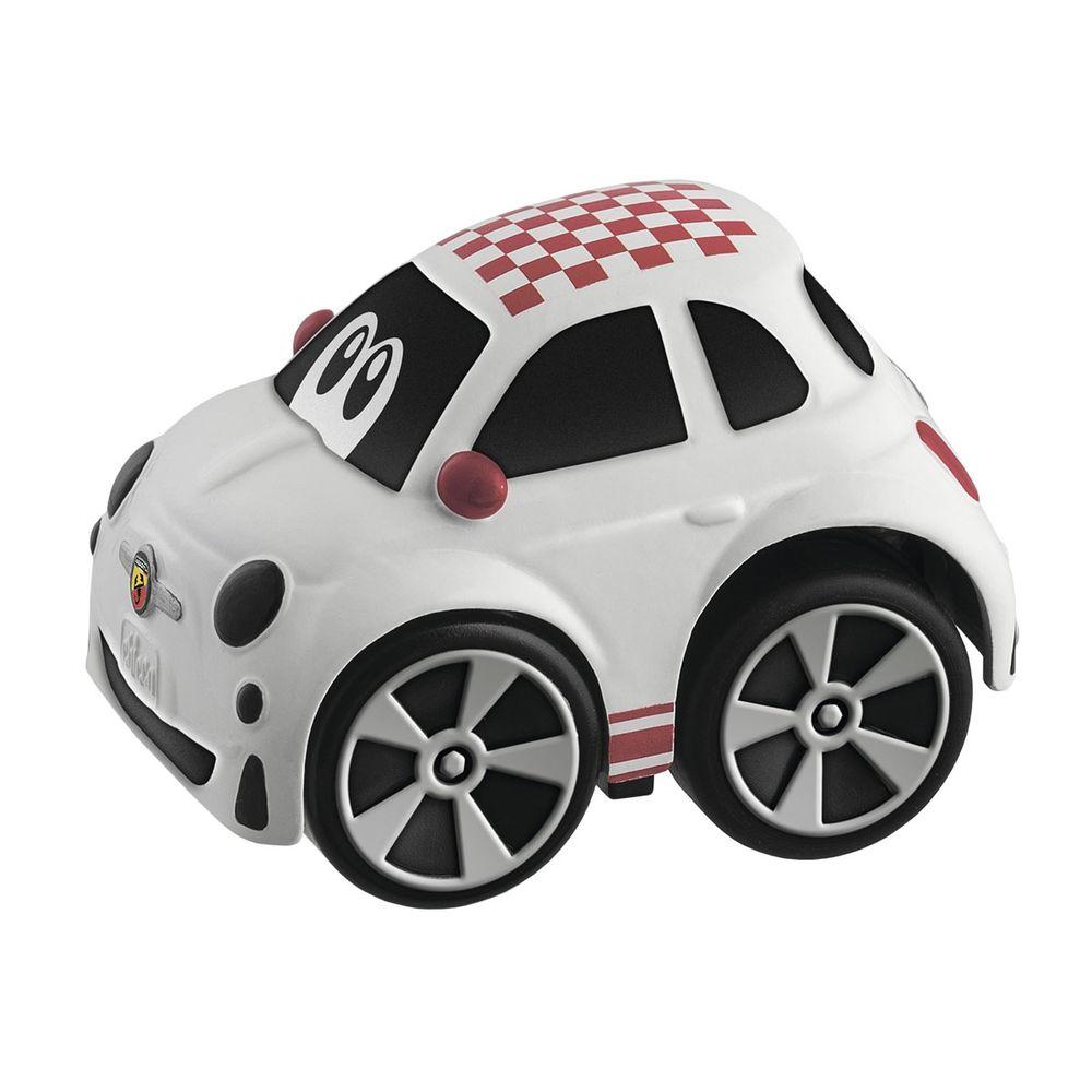 "Машинка инерционная Chicco ""Mini Turbo Touch. Fiat 500 Racer"", арт. 07667.00"