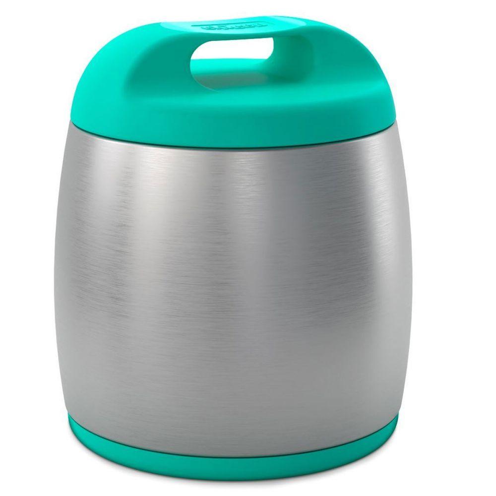 Термоконтейнер для детского питания Chicco, арт. 60182, цвет Бирюзовый