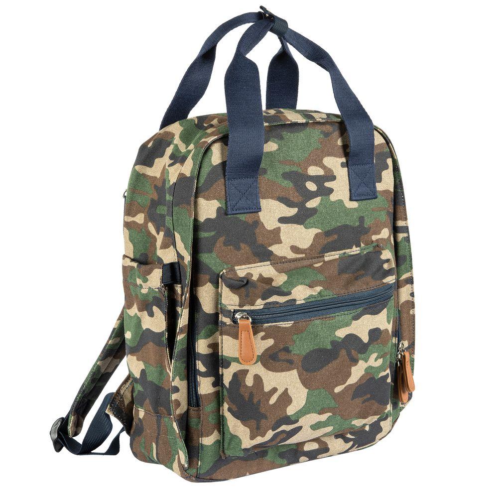 Сумка-рюкзак для мам Chicco Military, арт. 090.46314.056, цвет Оливковый