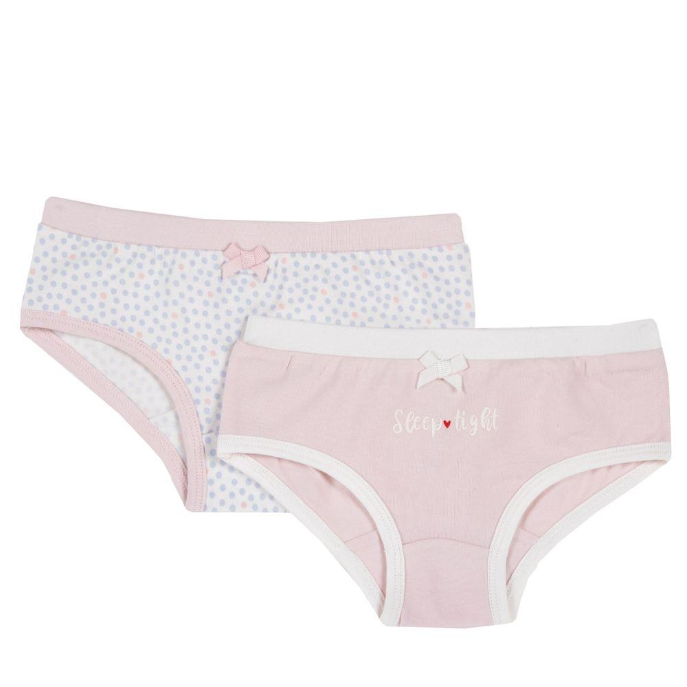Трусы (2 шт) Chicco Sleep light, арт. 090.11463.011, цвет Розовый