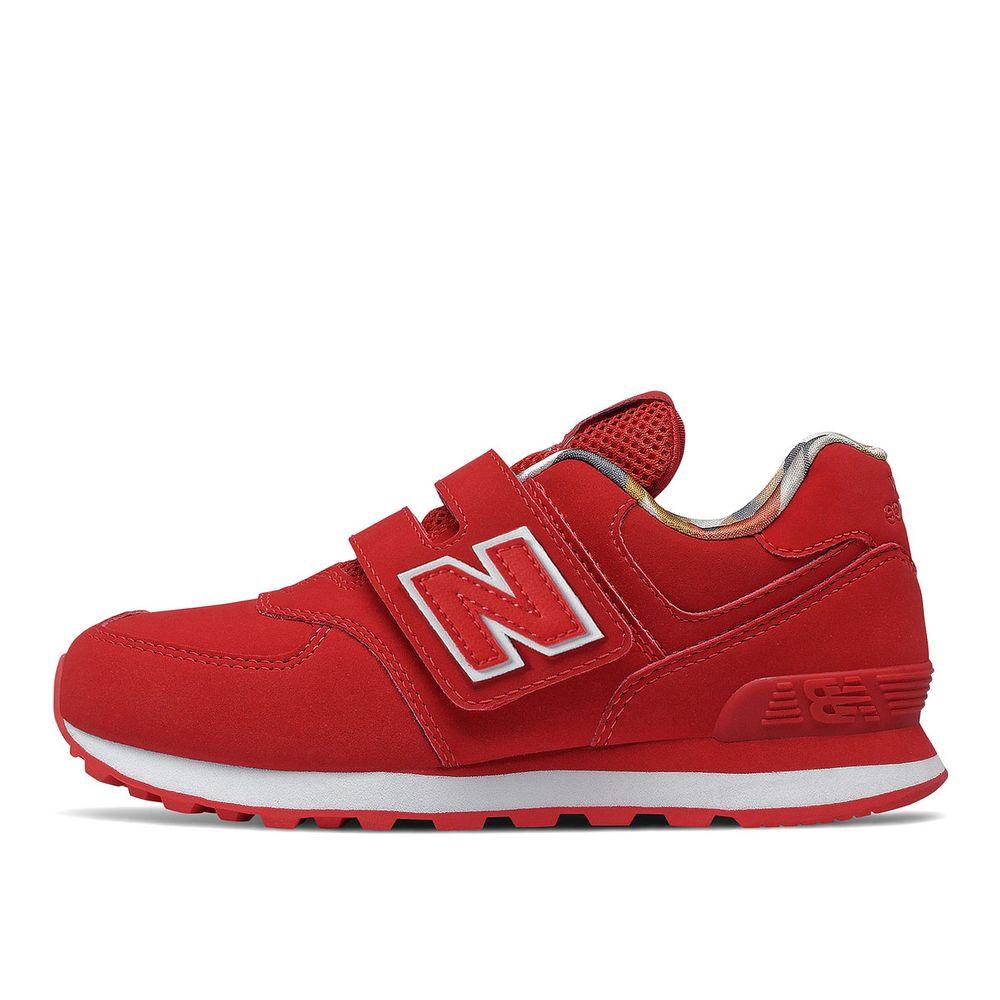Кроссовки New Balance Glenn, арт. YV574GYI, цвет Красный