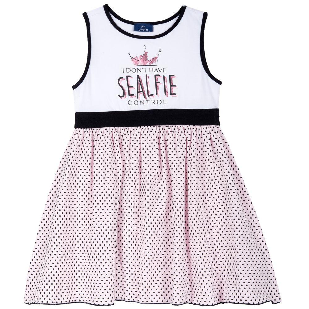 Платье Chicco Cassandra, арт. 090.03699.011, цвет Розовый