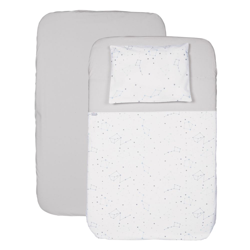 Комплект Chicco Next2Me для кроватки, арт. 10799, цвет Белый