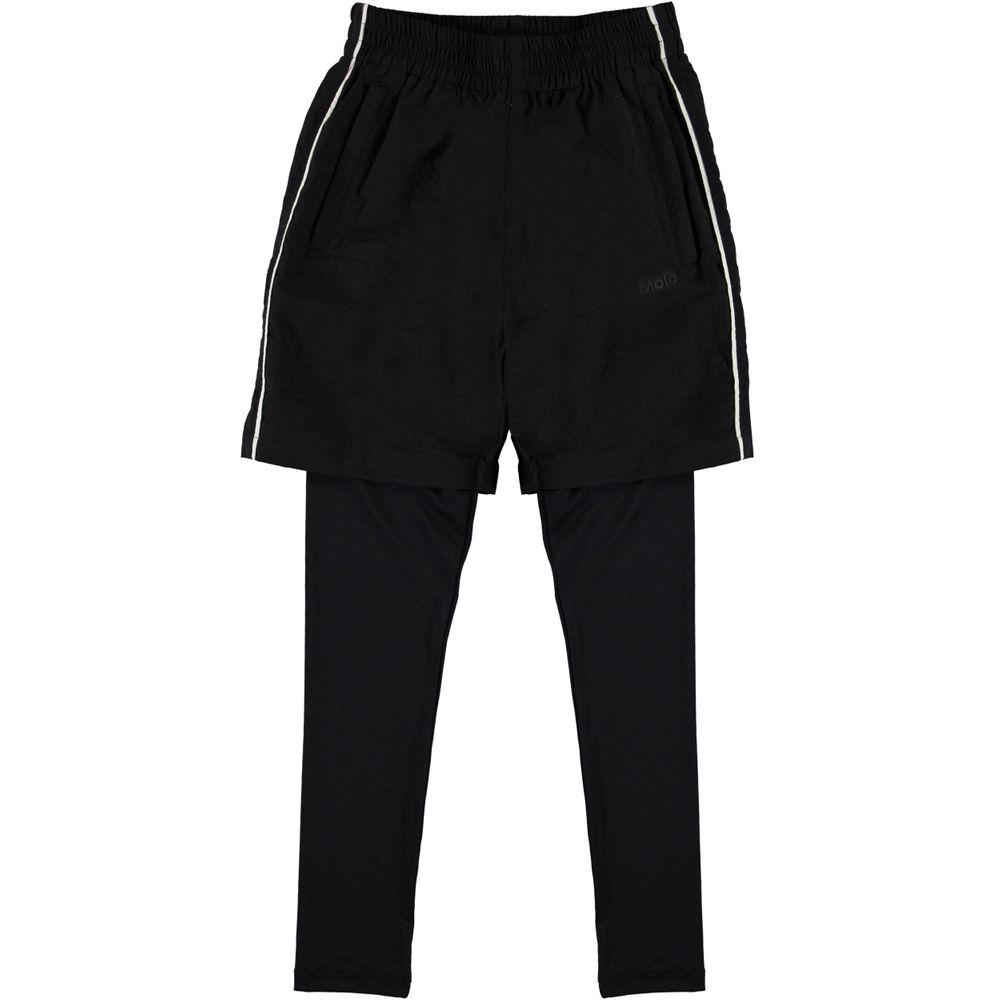Брюки спортивные Molo Acel Black, арт. 1S20I218.0099, цвет Черный