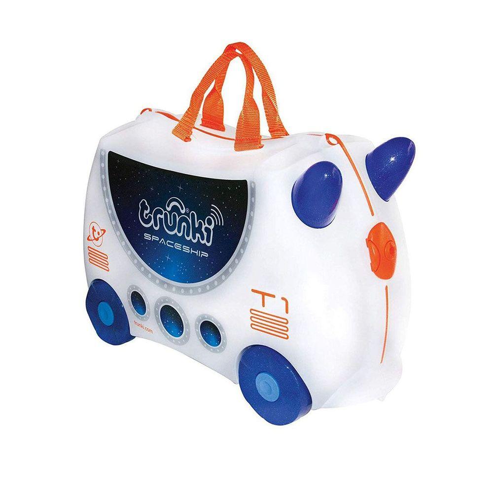 "Детский чемодан Trunki ""Skye Spaceship"", арт. 0311-GB01-UKV"