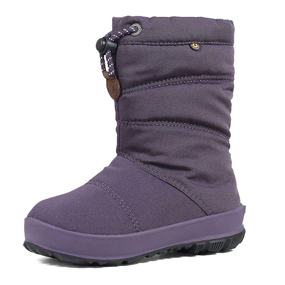 Сапоги Bogs Snowday, арт. 72271.511, цвет Фиолетовый