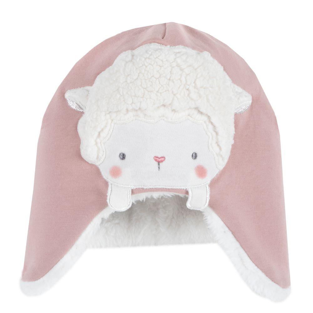 Шапка Chicco Opla, арт. 090.04240.015, цвет Розовый