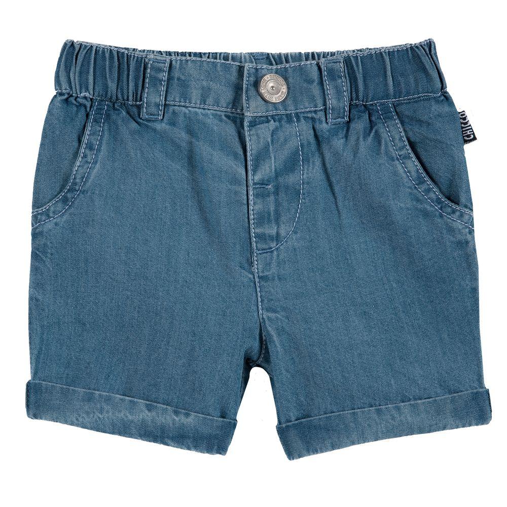 Шорты джинсовые Chicco Koala, арт. 090.52762.025, цвет Голубой