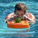 Круг для обучения детей плаванию SWIMTRAINER, 2 - 6 лет, арт. 10220, цвет Оранжевый (фото4)