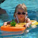 Круг для обучения детей плаванию SWIMTRAINER,  4 - 8 лет, арт. 10330, цвет Желтый (фото5)