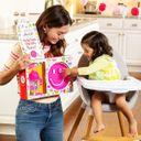"Набор посуды Munchkin ""Be happy"", арт. 051895, цвет Розовый (фото4)"