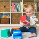 """Игрушка Baby Einstein """"Мягкие кубики"""", арт. 90629 (фото7)"""