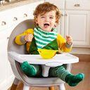 """Миски термочувствительные Munchkin """"White Hot"""", 3 шт., арт. 012100, цвет Разноцветный (фото2)"""
