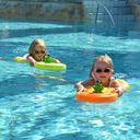 Круг для обучения детей плаванию SWIMTRAINER,  4 - 8 лет, арт. 10330, цвет Желтый (фото4)