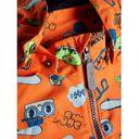 Куртка Name it Alim, арт. 203.13176656.EXUB, цвет Оранжевый (фото3)