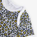 Боди (3 шт) Name it Love leopard, арт. 201.13173252.GROD, цвет Оранжевый (фото5)