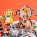 "Шезлонг Bright Starts ""Playful Pinwheels"", арт. 60135 (фото3)"