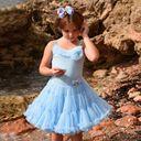 Юбка Angel`s Face Pixie Tutu Blue, арт. 201.PTS.084, цвет Голубой (фото2)
