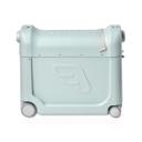 Чемодан-кроватка для путешествий JetKids Bedbox™ by Stokke, арт. 5345, цвет Green Aurora (фото2)