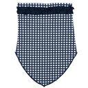Бандана Chicco Small fish, арт. 090.04430.038, цвет Синий