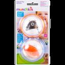 """Игрушка для ванной Munchkin """"Плавающие пузырьки"""", арт. 011584, цвет Оранжевый (фото2)"""