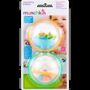 """Игрушка для ванной Munchkin """"Плавающие пузырьки"""", арт. 011584, цвет Зеленый с желтым (фото2)"""