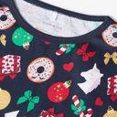 Пижама Name it Happy holidays, арт. 193.13172029.DSAP, цвет Синий (фото4)