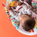 "Шезлонг Bright Starts ""Playful Pinwheels"", арт. 60135 (фото6)"