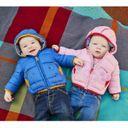 Термокуртка Chicco Amour (розовая), арт. 090.87437.015, цвет Розовый (фото3)