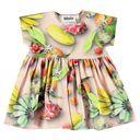 Платье Molo Channi Tutti Frutti, арт. 4S20E106.6046, цвет Зеленый с желтым (фото2)