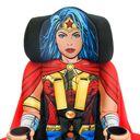 Автокресло KidsEmbrace DC Comics Wonder Woman, группа 1/2/3, арт. 3001WWMUKR, цвет Красный (фото3)