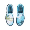 Слипоны Vans (Molo) Surf , арт. VA32QIVIF, цвет Голубой (фото2)