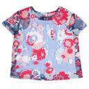 Комплект  Chicco My garden: майка и футболка , арт. 090.66523.025, цвет Голубой