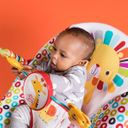 "Шезлонг Bright Starts ""Playful Pinwheels"", арт. 60135 (фото5)"