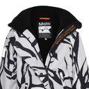 Термокуртка горнолыжная Molo Pearson Graphic Tiger, арт. 5W20M311.6134, цвет Черно-белый (фото4)