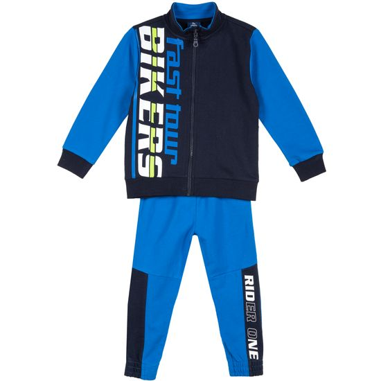 Костюм спортивний Chicco Rider one, арт. 090.78636.085, цвет Синий