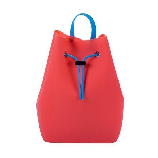 Рюкзак силиконовый Tinto S, арт. BP44, цвет Коралловый