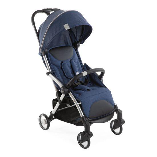 Прогулочная коляска Chicco Goody Plus, арт. 79877, цвет Синий