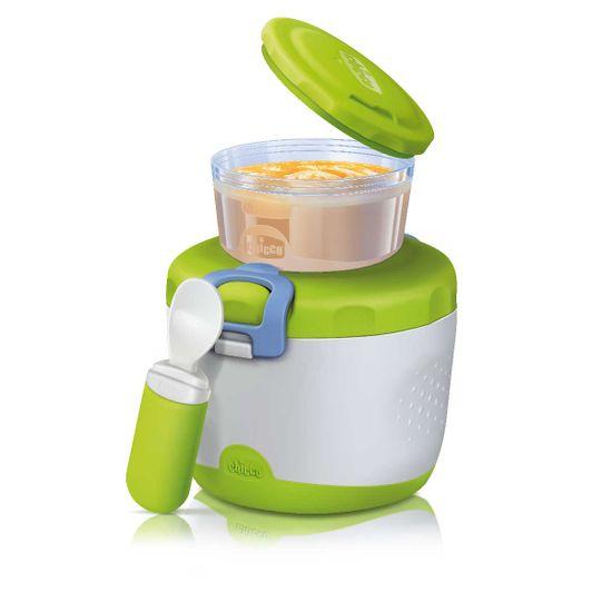 Набор Chicco Easy Meal: термоконтейнер, контейнер и ложка, арт. 07659.00.00