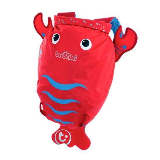 "Детский рюкзак Trunki ""Lobster"", арт. 0113-GB01-NP, цвет Красный"
